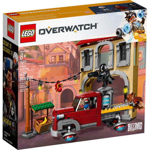 LEGO® Overwatch Dorado Showdown
