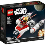 LEGO® Star Wars Resistance Y-wing Microfighter