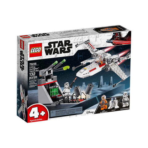 LEGO® Star Wars X-Wing Starfighter™ Trench Run