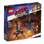LEGO® The Lego Movie 2 Battle-Ready Batman™ and MetalBeard