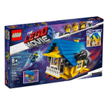 LEGO® The Lego Movie 2 Emmet's Dream House Rescue Rocket!