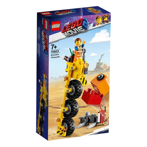 LEGO® The Lego Movie 2 Emmet's Thricycle!