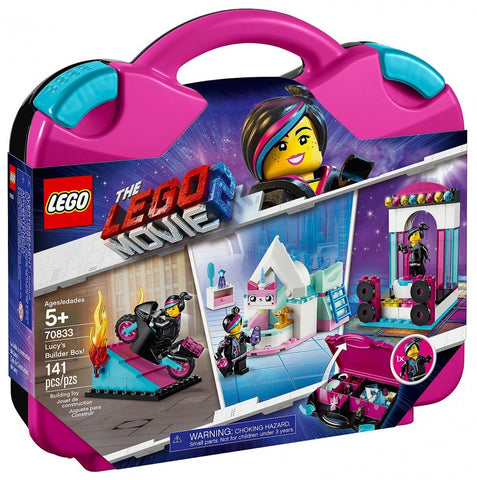 LEGO® The Lego Movie 2 Lucy's Builder Box!