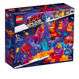 LEGO® The Lego Movie 2 Queen Watevra's Build Whatever Box!