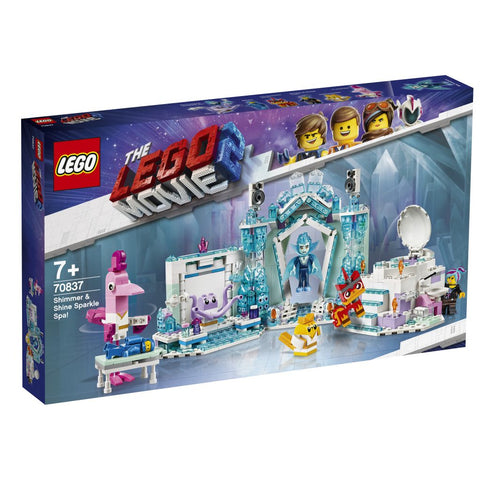LEGO® The Lego Movie 2 Shimmer & Shine Sparkle Spa!