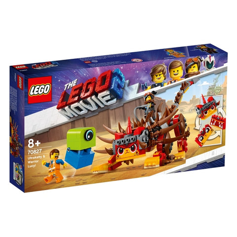 LEGO® The Lego Movie 2 Ultrakatty & Warrior Lucy!