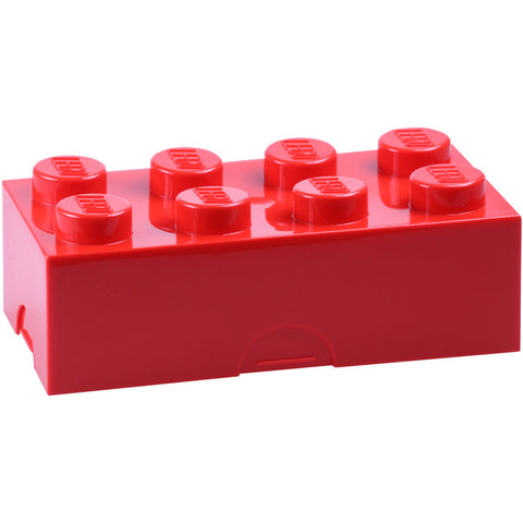 LEGO® 8-stud Lunch Box in Red
