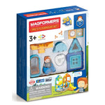 MAGFORMERS Max's Playground Set 33 Pcs 2
