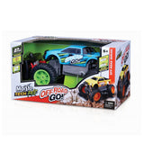 MAISTO Tech R/C Off-Road OFFROAD GO! 2WD in Green/Blue