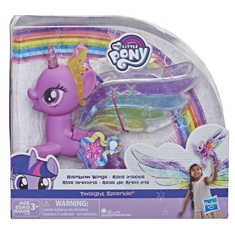 MY LITTLE PONY Rainbow Wings Twilight Sparkle Pony