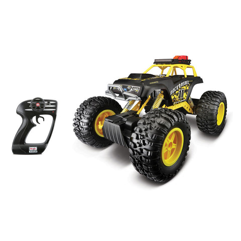 MAISTO Tech R/C Off-Road Series Rock Crawler 3XL Rock Rebel