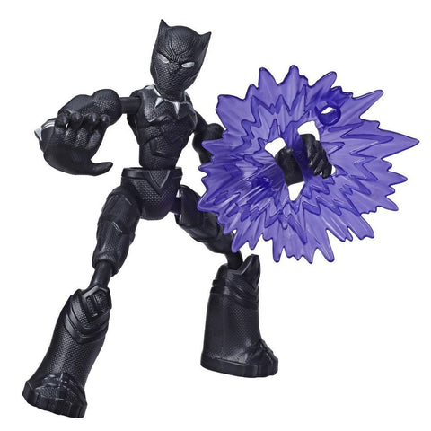 Marvel Avengers Bend And Flex Black Panther Action Figure