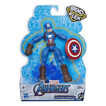 Marvel Avengers Bend And Flex Captain America Action Figure