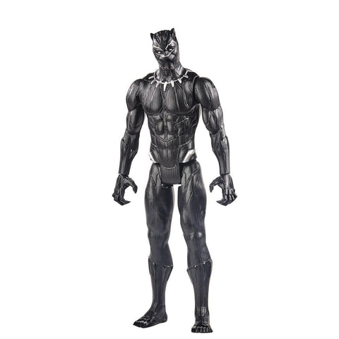 Marvel Avengers Titan Hero Series Black Panther Action Figure