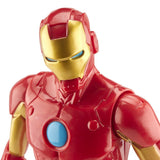 Marvel Avengers Titan Hero Series Iron Man Action Figure