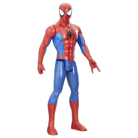 Marvel Spider-Man Titan Hero Series Spider-Man Action Figure