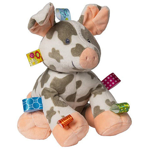 Mary Meyer Taggies Patches Pig Soft Toy 30cm