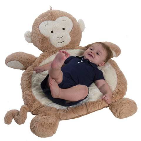 Mary Meyer Monkey Baby Mat