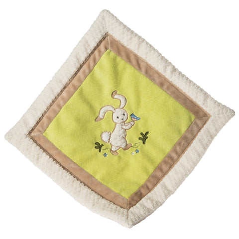 Mary Meyer Oatmeal Bunny Cozy Blanket