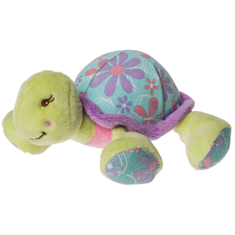 Mary Meyer Tessa Turtle Baby Rattle Toy