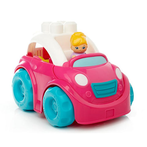 Mega Bloks Storytelling Lil Vehicles - Convertible
