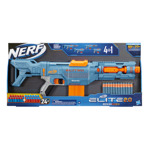 Nerf Elite 2.0 Echo CS-10 Blaster (with 24 darts)