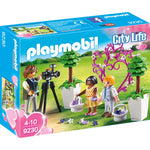 PLAYMOBIL City Life Children With Photographer 9230