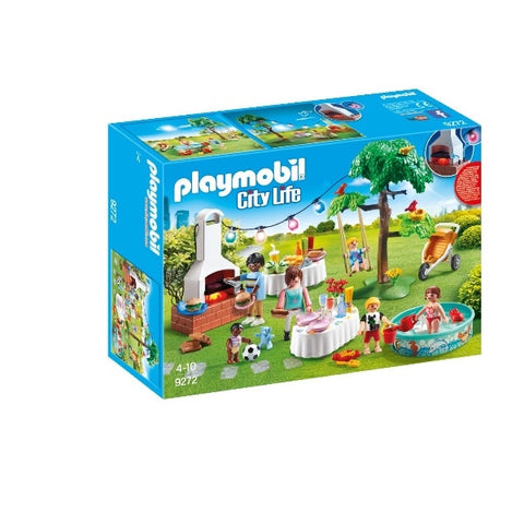 PLAYMOBIL City Life Housewarming Party 9272