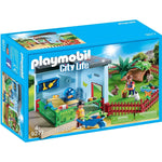 PLAYMOBIL City Life Small Animal Boarding 9277