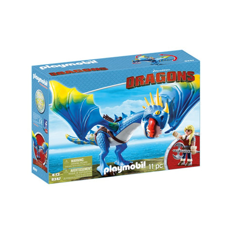 PLAYMOBIL Dragons Astrid & Stormfly 9247