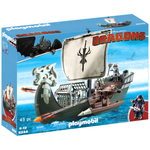 PLAYMOBIL Dragons Drago's Ship 9244