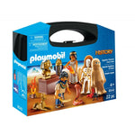 PLAYMOBIL Egyptian Treasure Carry Case 9542