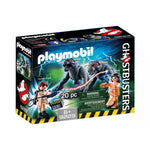 PLAYMOBIL Ghostbusters Venkman and Terror Dogs 9223