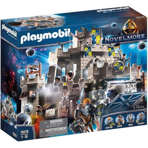 PLAYMOBIL Grand Castle of Novelmore 70220