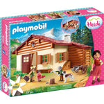 PLAYMOBIL Heidi at the Alpine Hut 70253