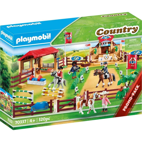 PLAYMOBIL Large Equestrian Tournament 70337