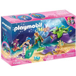 PLAYMOBIL Magic Pearl Collectors with Manta Ray 70099