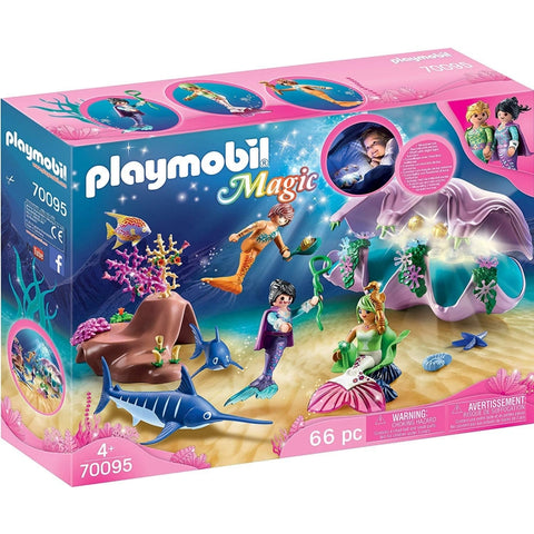 PLAYMOBIL Pearl Shell Nightlight 70095