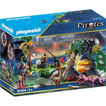 PLAYMOBIL Pirate Hideaway 70414