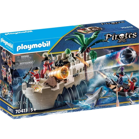 PLAYMOBIL Pirates Redcoat Bastion 70413