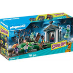 PLAYMOBIL SCOOBY-DOO! Adventure in the Cemetary 70362
