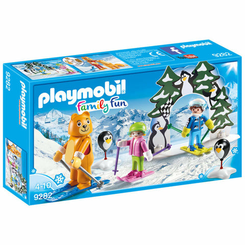 PLAYMOBIL Ski Lesson 9282