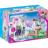 PLAYMOBIL Crystal Diamond Hideout 9470