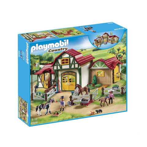 PLAYMOBIL Horse Farm 6926