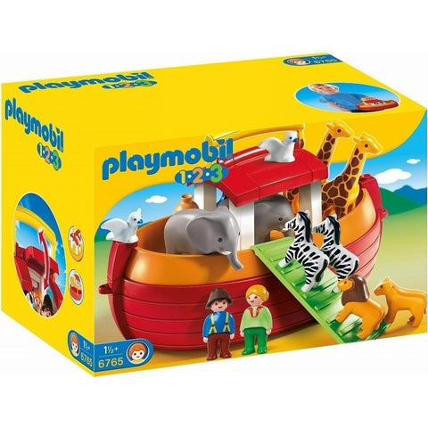 PLAYMOBIL My Take Along 1.2.3 Noah´s Ark 6765