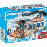 PLAYMOBIL Ski Resort 9280