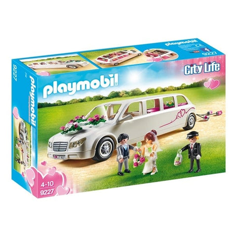 PLAYMOBIL Wedding Limo 9227