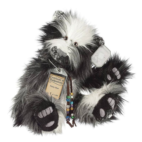 SUKI Limited Edition Collectible Silver Tag® Bear FINLEY