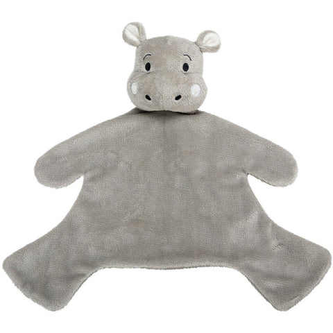 Suki Cuddle Tots Bubbles Hippo Baby Blankie