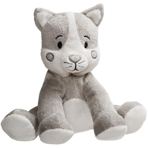 Suki Cuddle Tots Millie Cat Medium Plush With Rattle